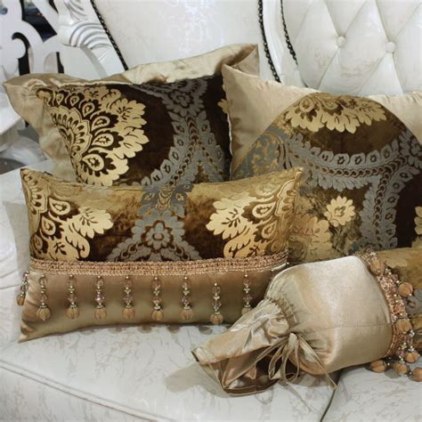 luxury sofa pillows fashion cushion ofhead kaozhen leather sofa cushion luxury