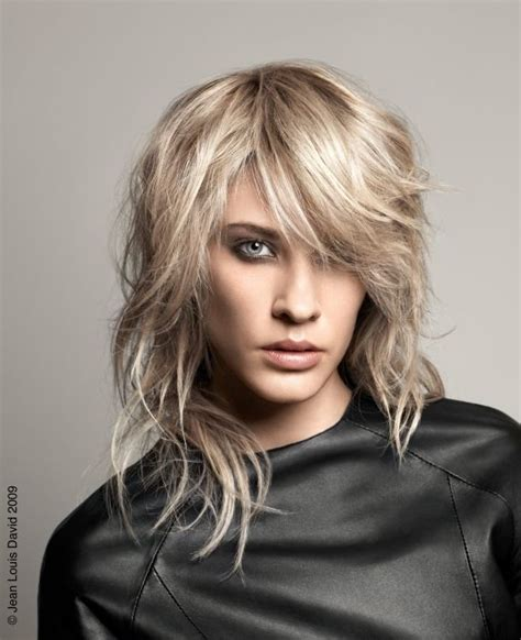best haircuts dc long blonde straight coloured rock chick womens hairstyles