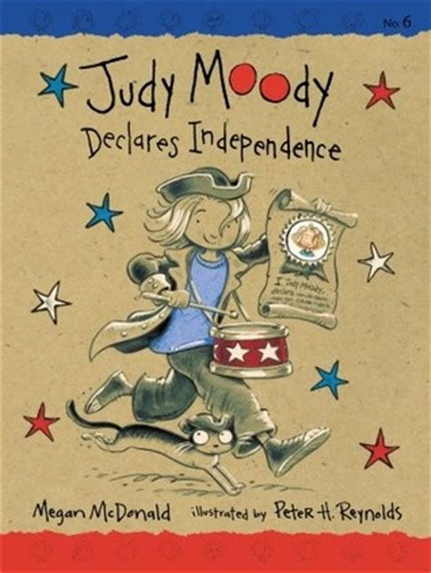 back in the day books judy moody declares independence judy moody 6 by megan