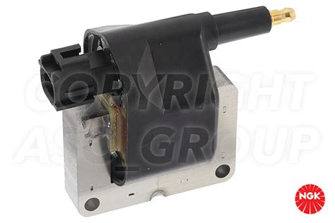Jeep Ignition Coil New Ngk Ignition Coil Pack Jeep Grand 5 9 1997 99