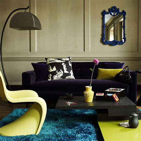 how to match a purple sofa to your living room d 233 cor how to outfit your couch with pillows that match your
