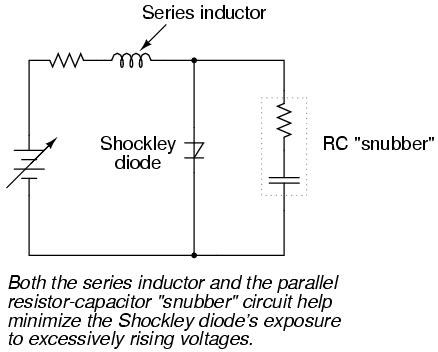 inductor and diode in parallel lessons in electric circuits volume iii semiconductors chapter 7