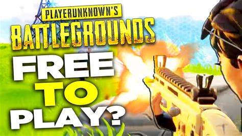 fortnite free to play pubg for free fortnite battle royale is free to play