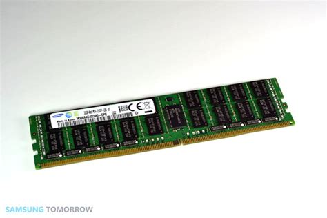 Ram Gb samsung getting ready to launch ddr4 32 gb ram memory sticks