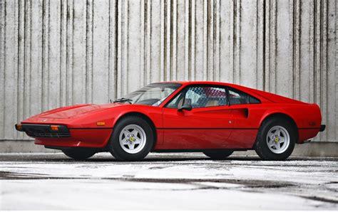 Ferrari 90er by 1977 Ferrari 308 Gtb Vetroresina Gooding Company