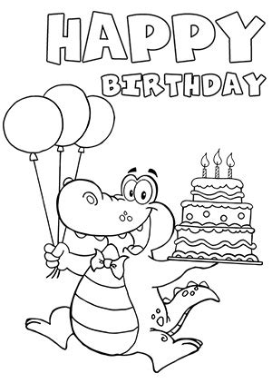 cool and printable happy birthday card and clip ideas