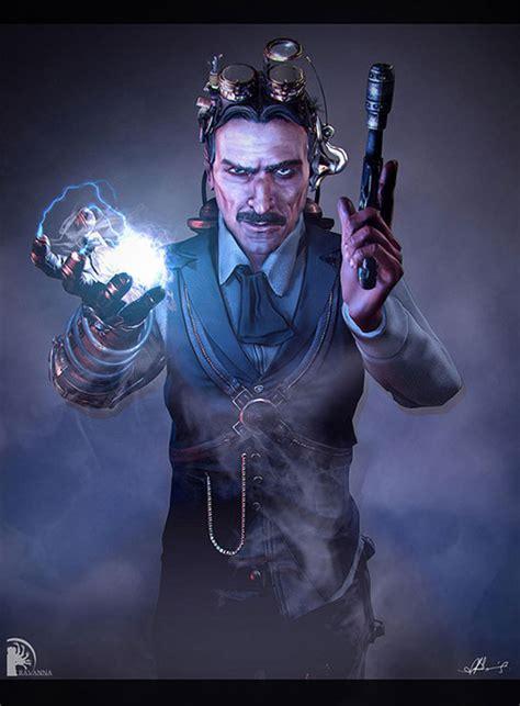 nikola tesla wizard mindhut rates the most badass wizards of all time