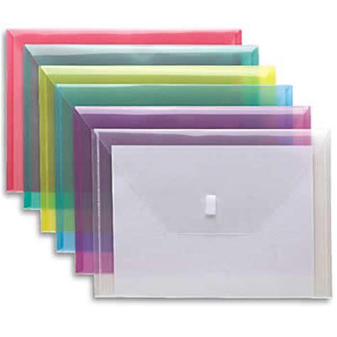 Présentation Lettre Enveloppe Poly Envelopes With Velcro Flap Poly Presentation Folders