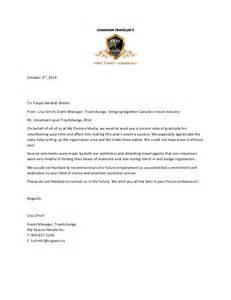 volunteer thank you letter 1