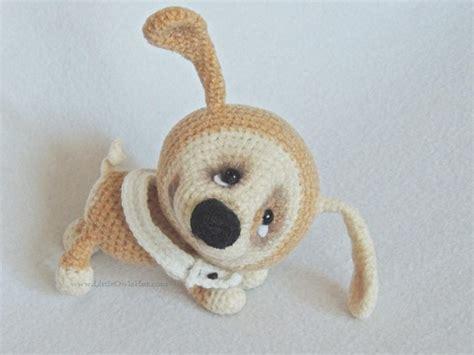 Puppy Amigurumi you to see puppy amigurumi by littleowlshut