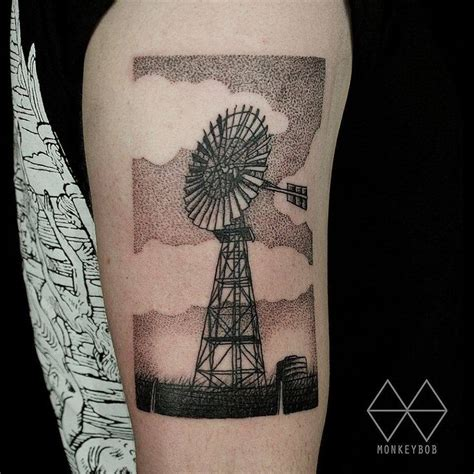 windmill tattoo best 25 windmill ideas on