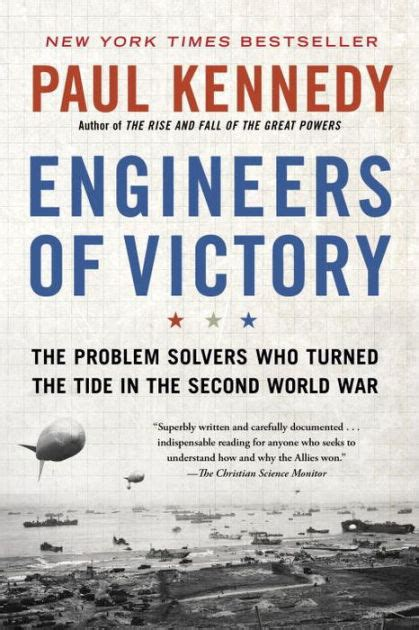 libro tide the science and engineers of victory the problem solvers who turned the tide in the second world war by paul