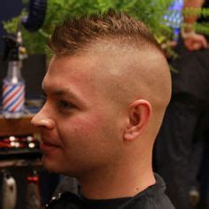 short hairstyles for men a must read the lifestyle blog image gallery military mohawk