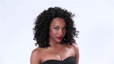 show pic of body wave wwave hair style weave hairstyles the body wave mongolian curl look