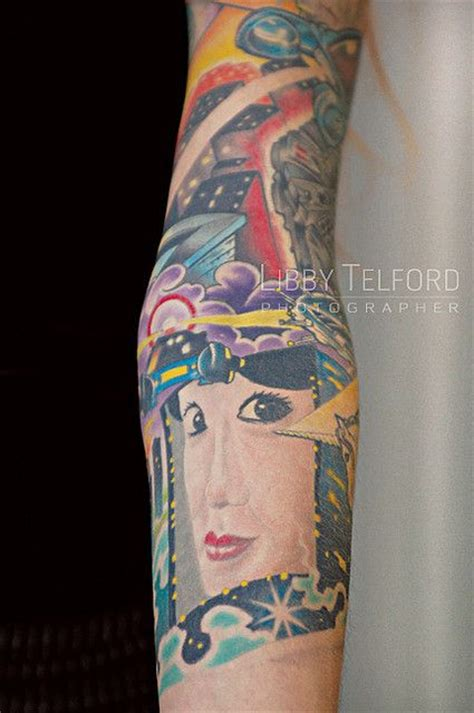 blade runner tattoo 44 best images about blade runner tattoos on
