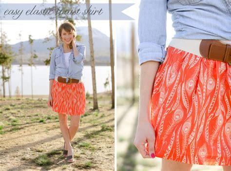 skirt pattern waist ease 12 skirt tutorials for women inspiration made simple