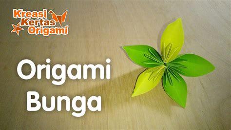 membuat bunga dari kertas origami yang mudah abc tv cara membuat afrika lily kertas bunga dari kertas