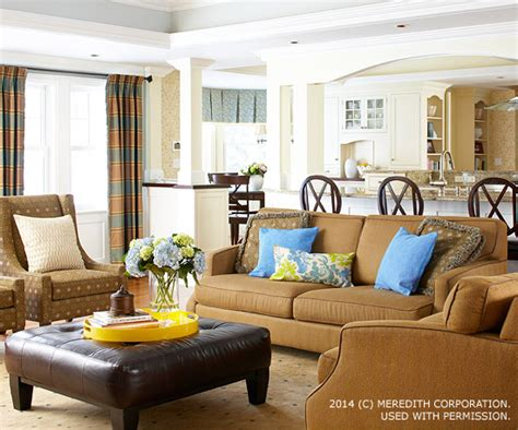better homes and gardens living rooms living room makeover design ideas better homes and