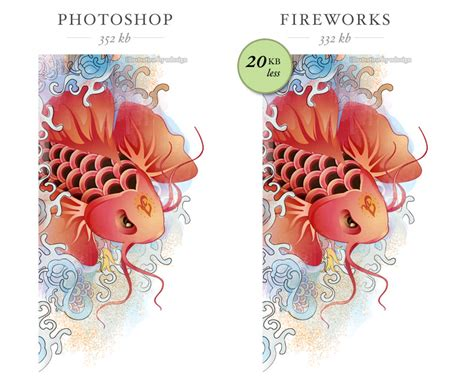 Image Compression In Photoshop