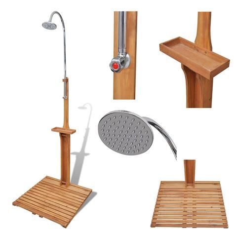 doccia in legno doccia giardino benvenuti su sandro shop
