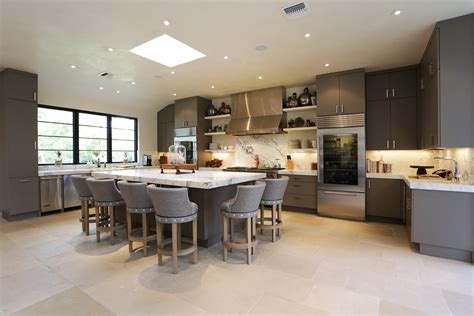 Square Island Kitchen Cam Construction Wins Houston Builders Award For Kitchen