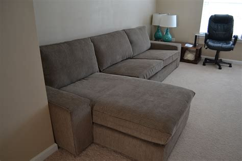 Kivik Sofa And Chaise Lounge Review Kivik Sofa Review Smileydot Us