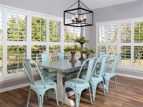 Hgtv Dining Room Table Decor 17 Ways To Decorate Like Chip And Joanna Gaines Hgtv