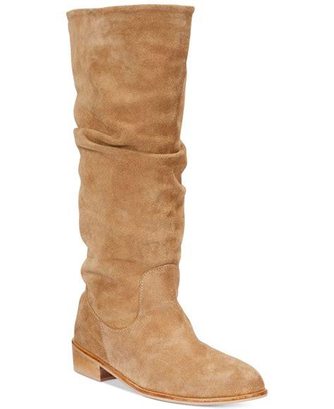 charles by charles david boots charles by charles david joan boots in beige sand suede