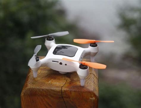 Smart Nano Drone onagofly the smart nano drone 187 gadget flow