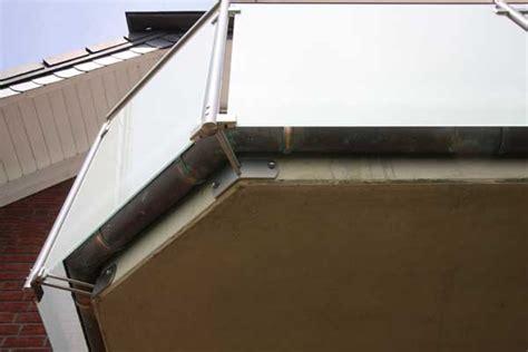 was kostet ein edelstahlgel nder dachrinne balkon 464360965 4f8c5b9bc6 kockert metallbau