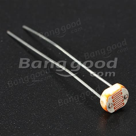 light sensitive resistor 20pcs 5mm gl5549 photo light sensitive resistor cds photoresistor us 1 35 sold out