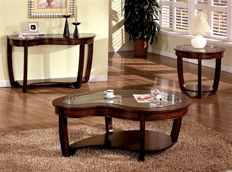 Living Room Table Sets Coffee Tables Ideas Coffee Tables Sets On Clearance Furniture Console Tables 3pc Coffee