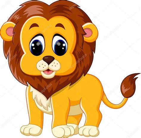 imagenes de leones bebes animados leon bebe caricatura www pixshark com images galleries