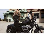 Motorcycle Girl Wallpaper  WallpaperSafari