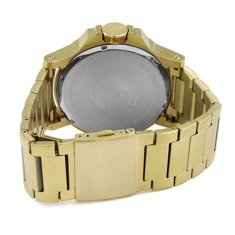 Ultrasize Gold gents pu10346 ultrasize 50 metal gold