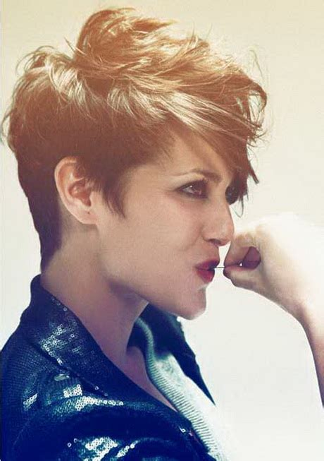 women quot haircut quot short sides long top short trendy haircuts for women 2014
