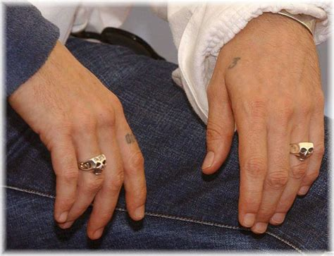 johnny depp tattoo on ring finger johnny depp ring funny video and pictures