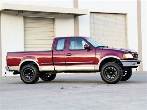 1997 Ford F150 Specification by 1997 04 Ford F 150 Consumer Guide Auto 2017 2018 2019