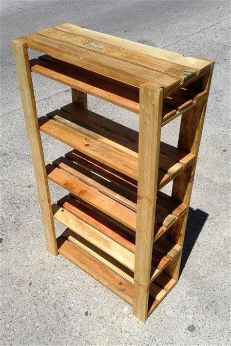 diy wood shoe rack easy to make pallet shoe rack shoe rack pallets and