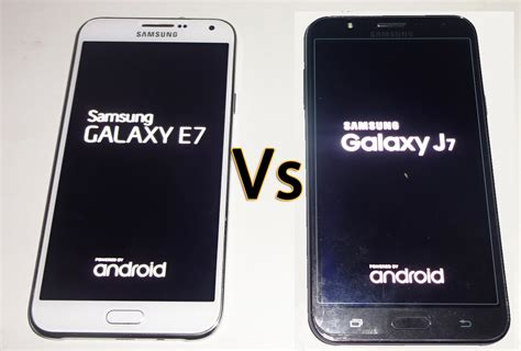 Samsung J7 Vs E7 Samsung Galaxy J7 Vs Samsung Galaxy E7
