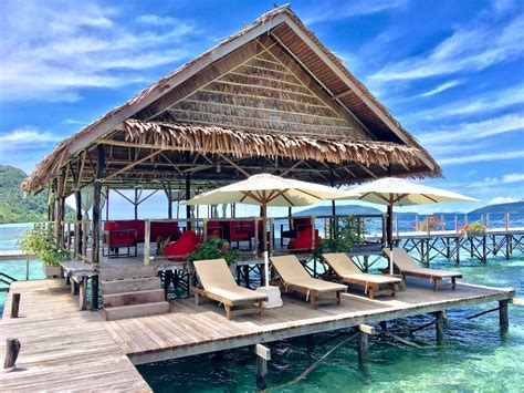 raja at dive resort a spa in paradise papua explorers dive resort raja at