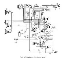 massey ferguson 135 tractor wiring diagram 59091