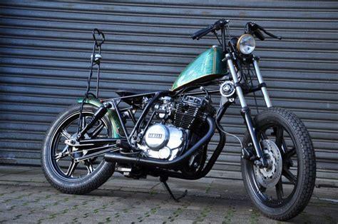 Motorrad Sitzbank Polstern Dortmund by Motorrad News Yamaha Xs 400 Umbau 1000ps De