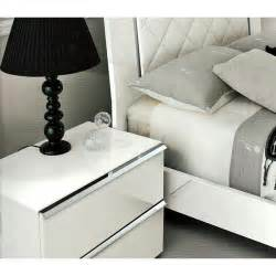 Awesome Rectangular Living Room Decorating #9: Furniture-fabulous-picture-of-white-modern-bedroom-decoration-using-tufted-rectangular-white-leather-headboard-including-modern-2-drawer-contemporary-white-nightstand-and-black-flare-bedside-lamp-shad.jpg