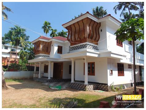 modern home design in kerala low cost house plans elevation and home design in kerala