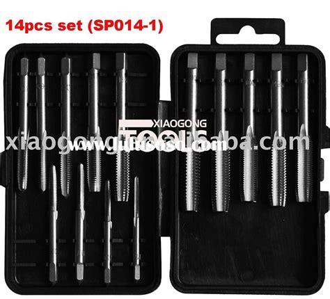 Tap Set M20x2 5 tap set metric tap set metric manufacturers in lulusoso