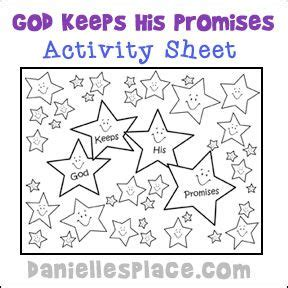 abraham covenant coloring page abraham quot god keeps his promises quot activity sheet for sunday
