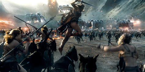 film justice league war justice league s opening battle scene revealed screen rant