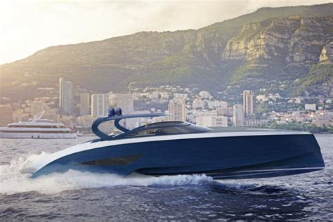 bugatti boat 2 2 million bugatti yacht is the complement to
