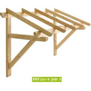 auvents bois marquise de porte de fabrication fran 231 aise auvent de porte